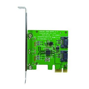 GALILEO 伽利略PES320A 2埠SATA III擴充卡PCI-E