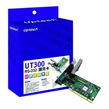 Uptech UT300 2埠RS-232卡PCI
