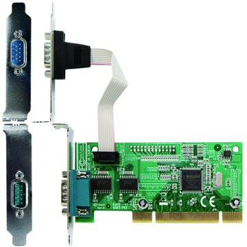 Uptech UT300L RS-232擴充卡(短版)PCI