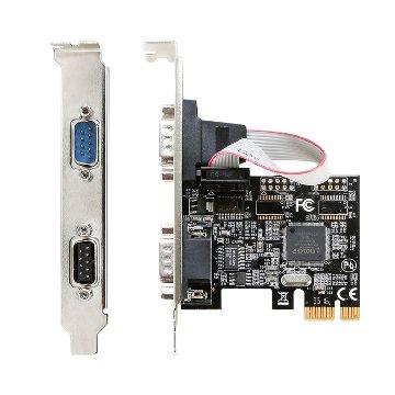 Uptech UTB312 2-Port RS-232擴充卡