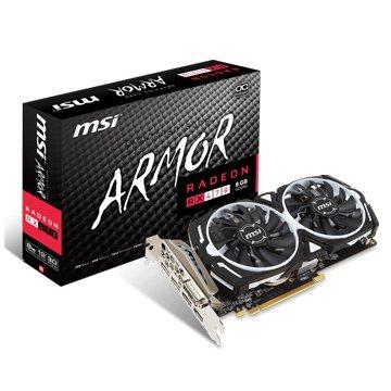 MSI 微星 Radeon RX 470 ARMOR 8G OC