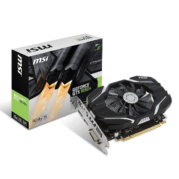 MSI 微星 微星 GeForce GTX 1050 Ti 4G OC
