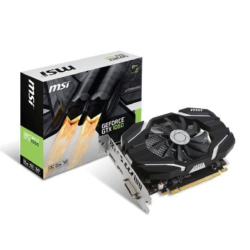 MSI 微星微星 GeForce GTX 1050 2G OC
