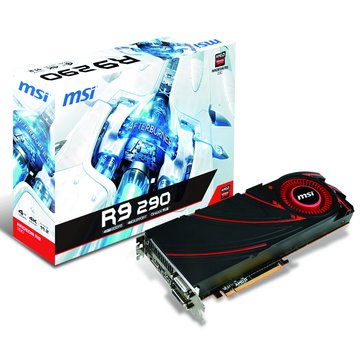 MSI 微星 R9 290 4GD5 顯示卡