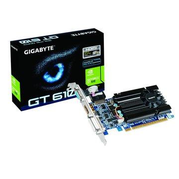 GIGABYTE 技嘉 GV-N610D3-1GI 顯示卡