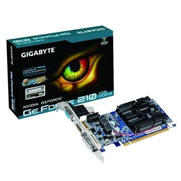 GIGABYTE 技嘉 N210D3-1GI-3 顯示卡