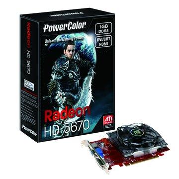 POWERCOLOR 撼訊 AX5670/1GB/D3/K3-H AC吊扇