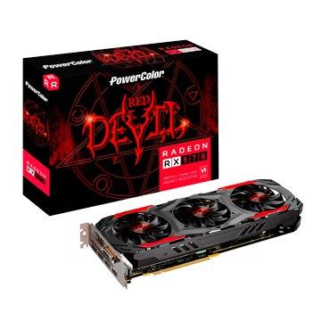 POWERCOLOR 撼訊 AXRX 570 4GBD5-3DH/OC RedDevil 4G GD