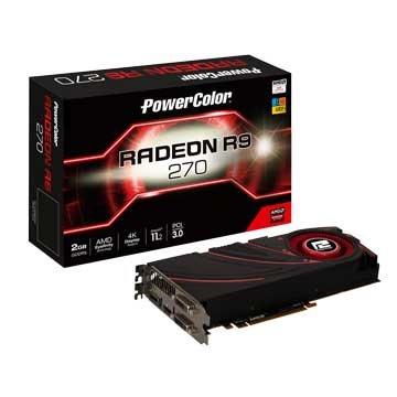 POWERCOLOR 撼訊 AXR9 270 2GBD5 MDH;MDH 2GB GDDR5