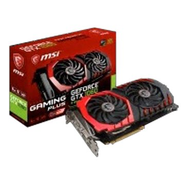 MSI 微星 GeForce GTX 1060 GAMING X+ 6G
