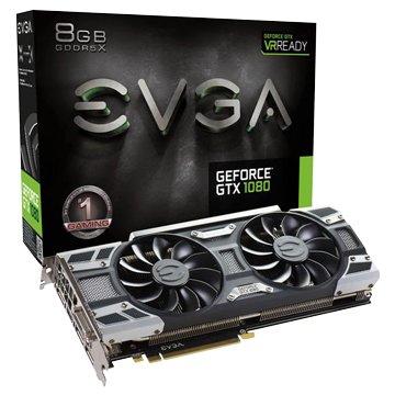 EVGA 艾維克 艾維克 GTX1080 8GB GAMING BP ACX3.0