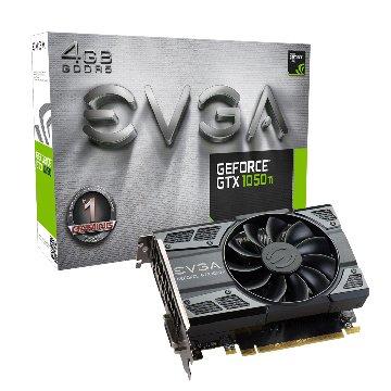 EVGA 艾維克 GTX1050 Ti 4GB GAMING ACX2.0