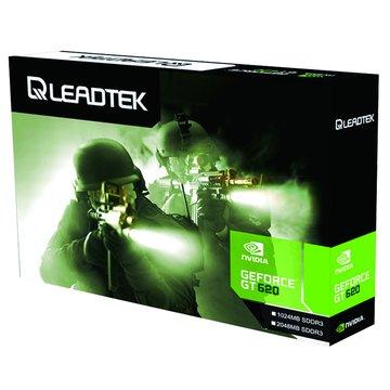 leadtek 麗台 GT620 1G DDR3 64bit ATX PCI-E 顯卡