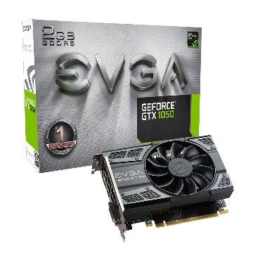 EVGA 艾維克 GTX1050 2GB GAMING ACX2.0 GDD
