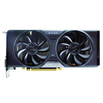 EVGA 艾維克 GTX760 2GB GDDR5 SC+ACX+2BIOS