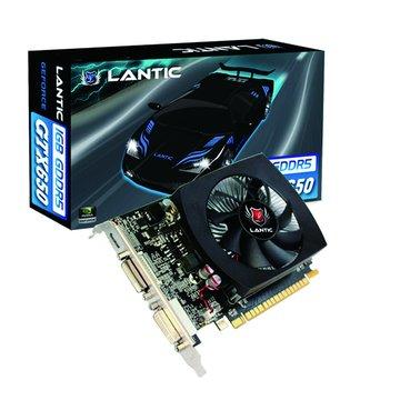 Lantic 喬帝NGTX650D5-1G2DH/128bit 顯示卡