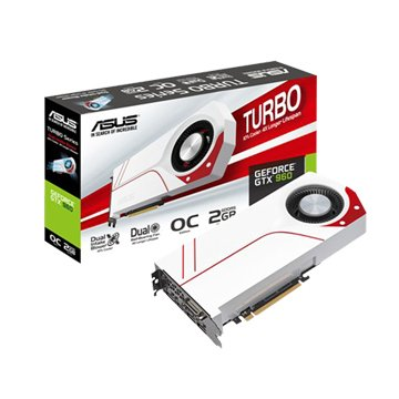ASUS 華碩TURBO-GTX960-OC-2GD5 顯示卡