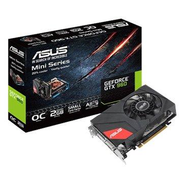 ASUS 華碩 GTX960-MOC-2GD5 顯示卡