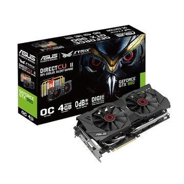 ASUS 華碩STRIX-GTX980-DC2OC-4GD5 顯示卡