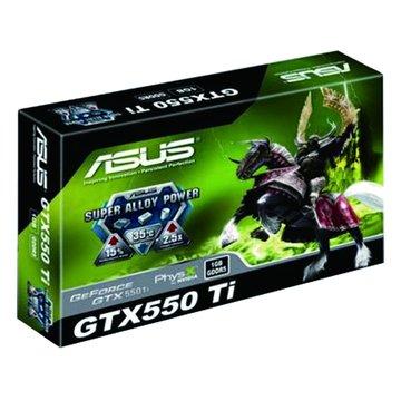 ASUS 華碩 ENGTX550Ti/DI/1GD5/鋼鐵人 顯示卡