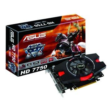ASUS 華碩 HD7750/1GD5/V2 顯示卡