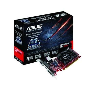 ASUS 華碩R7240-2GD3-L 顯示卡