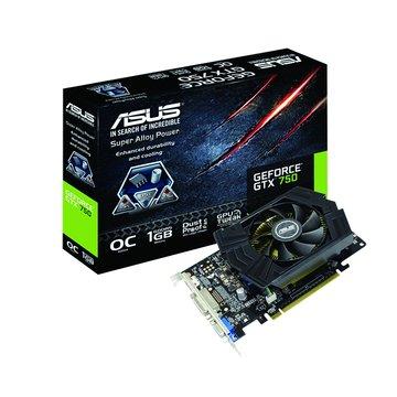 ASUS 華碩 GTX750-PHOC-1GD5 顯示卡