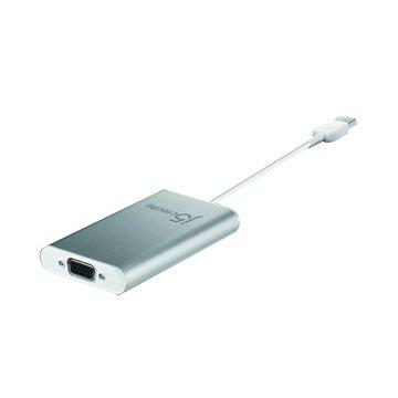 KaiJet 凱捷 JUA210 外接顯示卡(VGA)