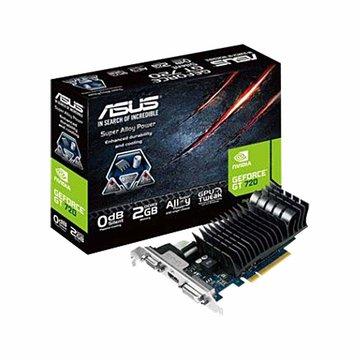 ASUS 華碩 GT720-SL-2GD3-BRK 顯示卡