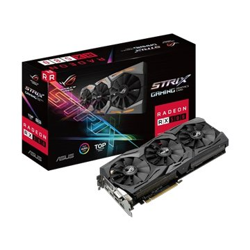 ASUS 華碩 STRIX-RX580-T8G-GAMING 顯示卡