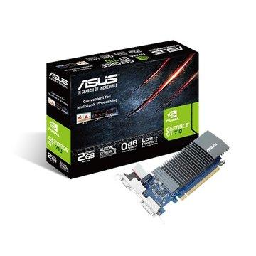 ASUS 華碩 華碩 GT710-SL-2GD5-BRK 顯示卡