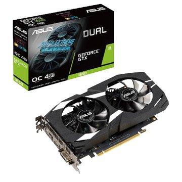 ASUS 華碩華碩 DUAL-GTX1650-O4G-GAMING 顯示卡(註四