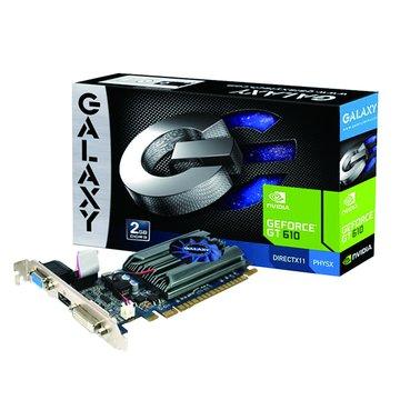 GALAX 影馳 GT610 2GD3/LP 顯示卡