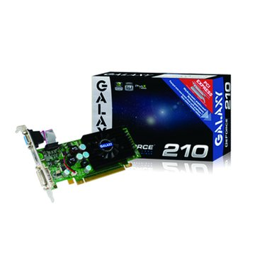 GALAX 影馳 210 1GB DDR3 LP顯示卡