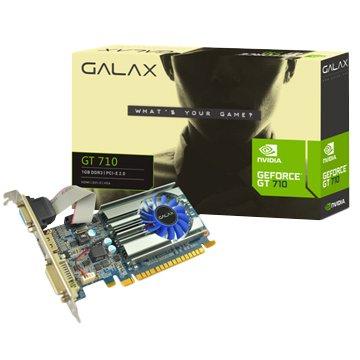 GALAX 影馳 GT710 1GB DDR3 64BIT