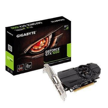 GIGABYTE 技嘉GV-GTX1050OC-2GL 顯示卡
