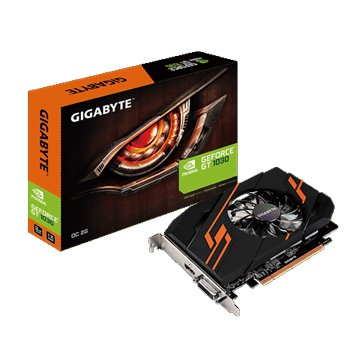 GIGABYTE 技嘉 技嘉 GT1030 OC 2G/DDR5 顯示卡