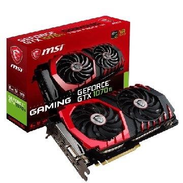 MSI 微星 微星 GeForce GTX 1070 Ti Gaming 8G