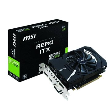MSI 微星 微星 GeForce GTX 1050 AERO 2G OCV1