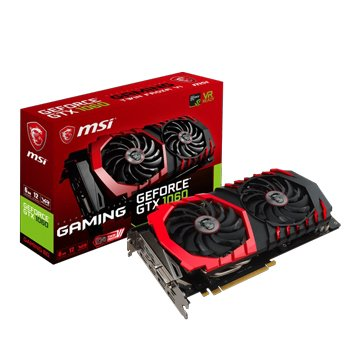 MSI 微星 GeForce GTX 1060 GAMING 6G