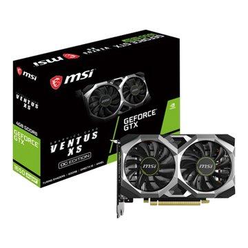 MSI 微星微星 GeForce GTX 1650SUPER VENTUS XS OC