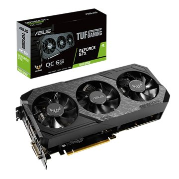 ASUS 華碩TUF3-GTX1660SUPER O6G GAMING 註四