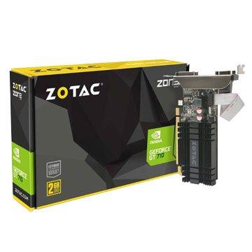 ZOTAC 索泰 索泰Z-GT710-2GD3-L 顯示卡