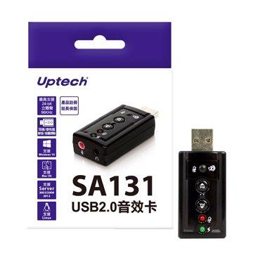 Uptech SA131 USB2.0音效卡