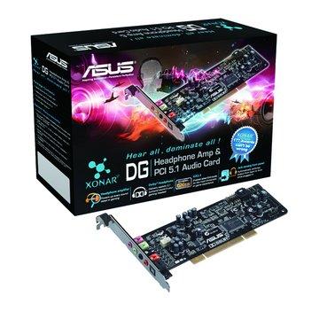 ASUS 華碩Xonar DG PCI介面/5.1音效卡