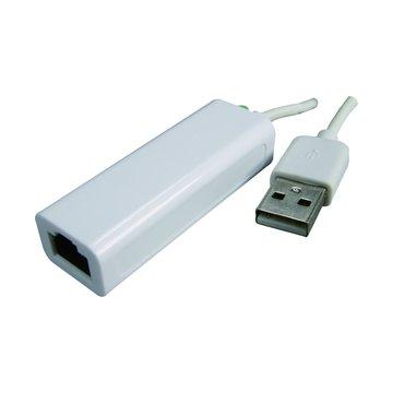 KINYO 金葉 USB-27 USB2.0網路卡