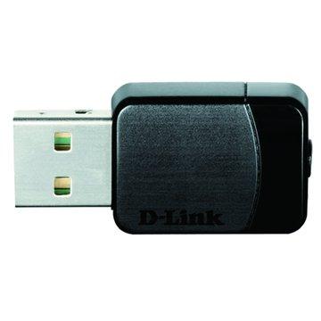 D-LINK DWA-171 USB2.0 AC600雙頻無線網卡