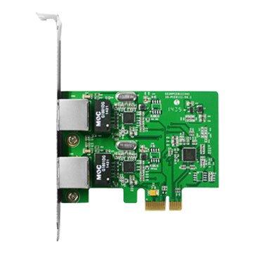 GALILEO 伽利略2埠GIGA網路卡PCI-E