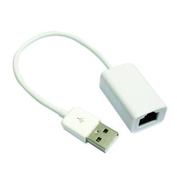 GALILEO 伽利略USB2-100A USB2.0 10/100網路卡