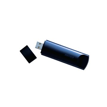 Buffalo 巴比祿 WLI-UC-G300N USB2.0無線網卡300M